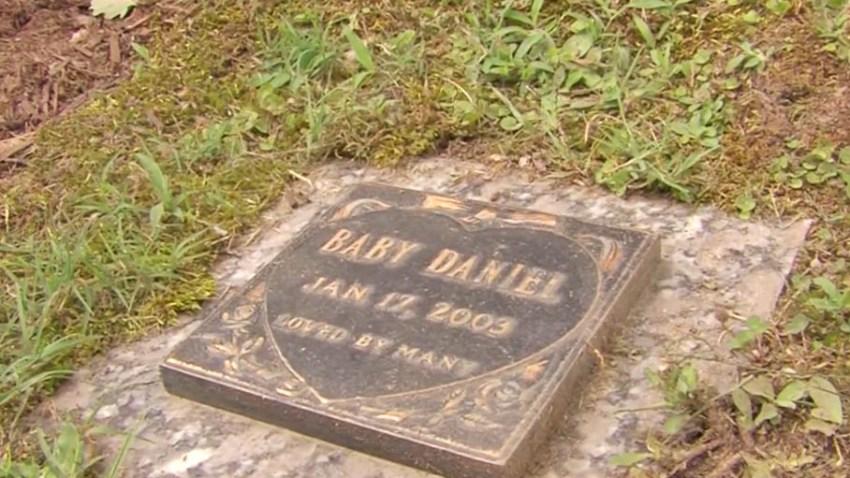 Baby Daniel's Grave