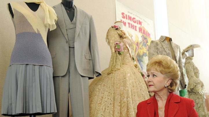 Debbie Reynolds Memorabilia