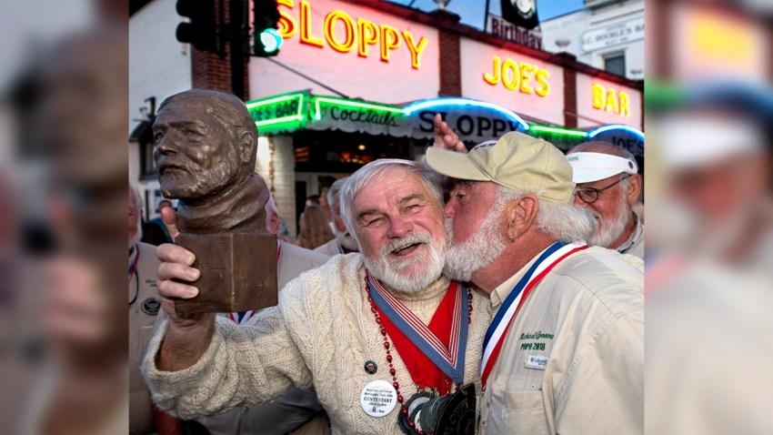 072119 Ernest Hemingway Contest FL