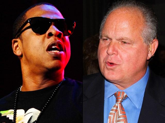 082609 Limbaugh Jay Z Split