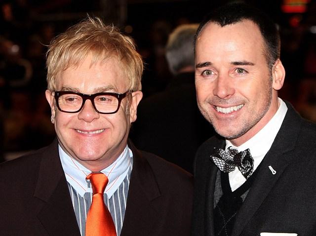 091109 Elton John David Furnish