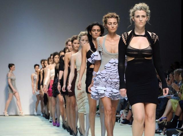 092009 london fashion week p1