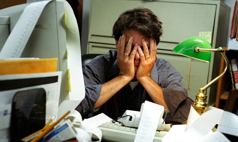 Economy Stress