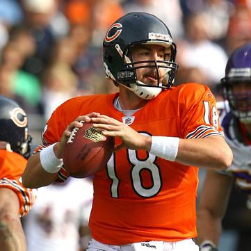 102008 Kyle Orton Chicago Bears