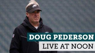 [CSNPhily] Live stream: Doug Pederson Eagles press conference at 12:00 p.m. ET Monday