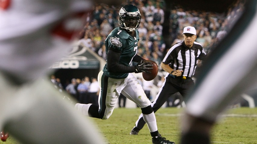 Vick in Crosshairs