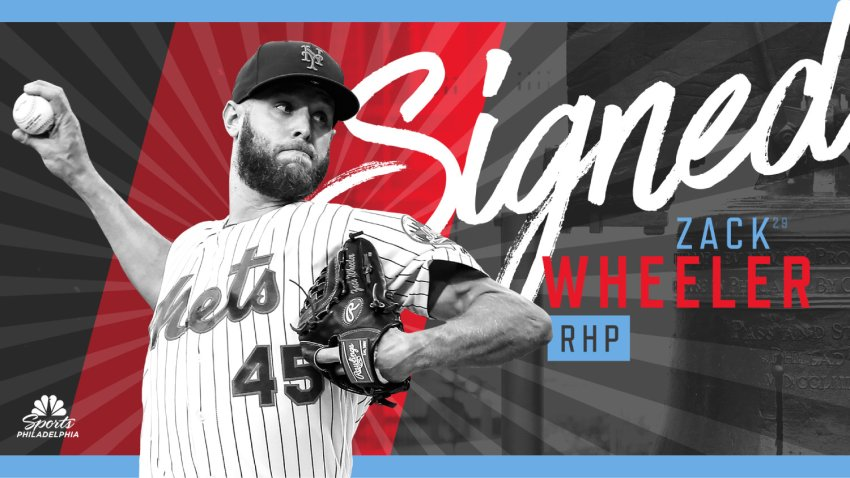 [CSNPhily] Phillies sign free agent Zack Wheeler to 5-year deal, according to source