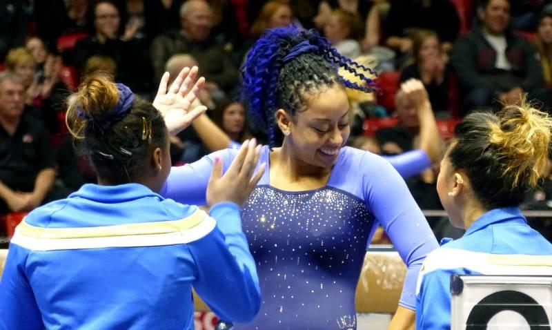 Sophina DeJesus UCLA Gymnastics