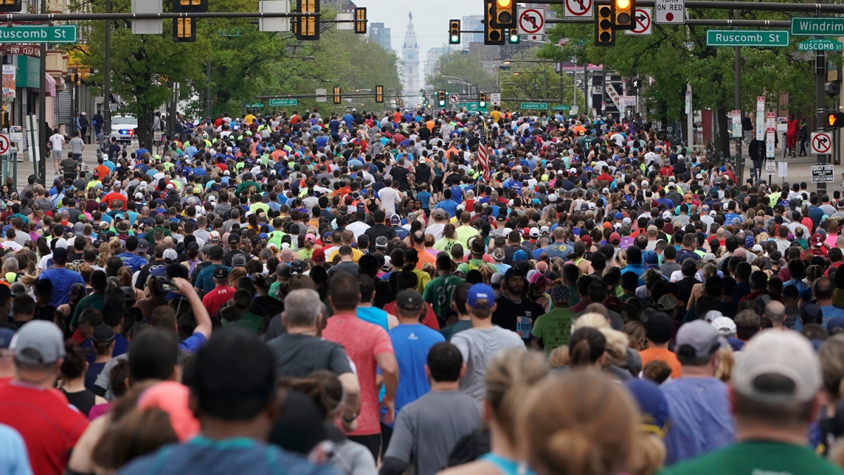 In Other News: Crime Up in Philly, Broad Street Run and Census Delayed