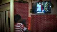 Kids at Shriners Hospitals Receive Special Message from Santa