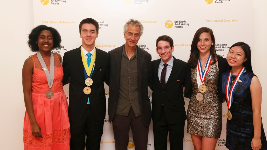 The 2014 Scholastic Art and Writing Awards National Ceremony
