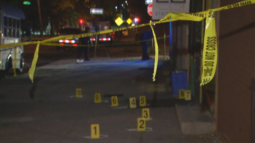 60th and Baltimore Edgewood shooting