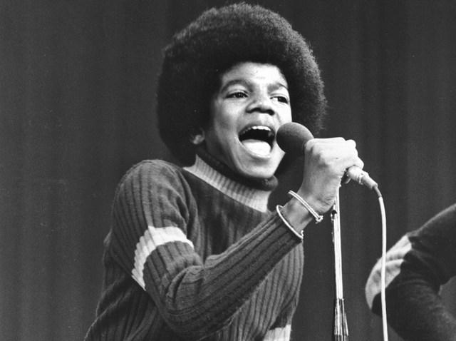Michael Jackson 1972