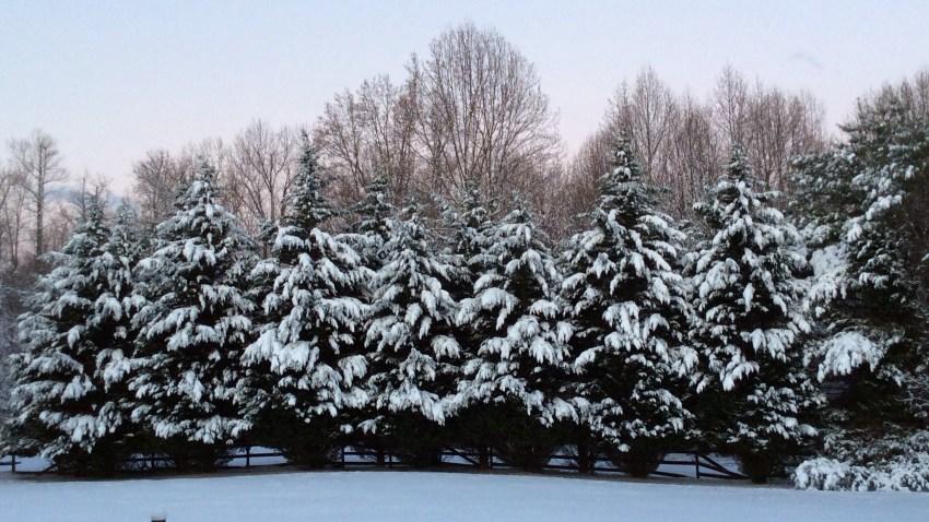 [UGCDC-CJ-weather]First Snow 2014