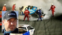Newman Released From Hospital; Chastain to Race Las Vegas