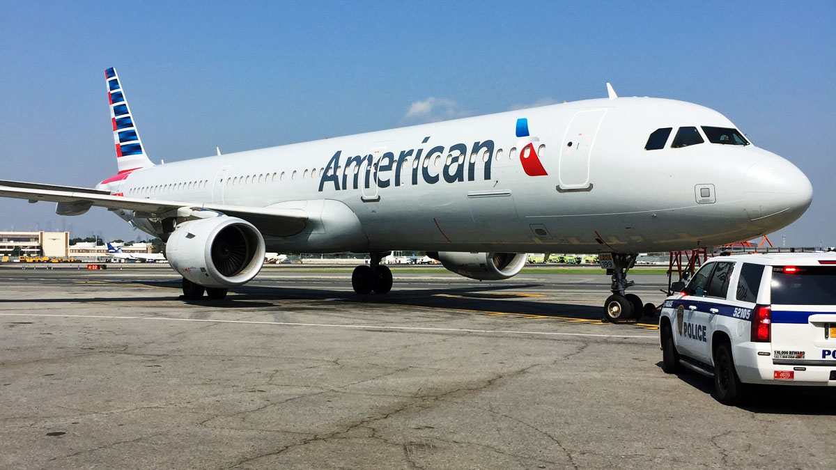 Dead Fetus Found On American Airlines Flight At Laguardia