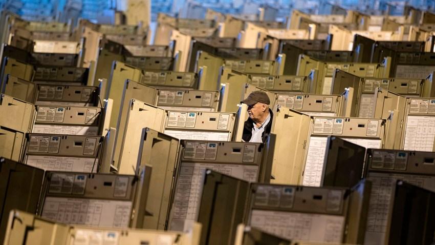 Voting Machines Pennsylvania