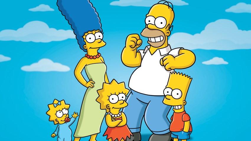 Vatican The Simpsons
