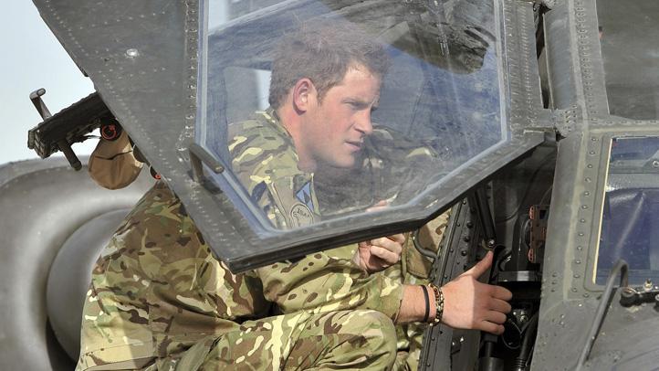Afghanistan Prince Harry