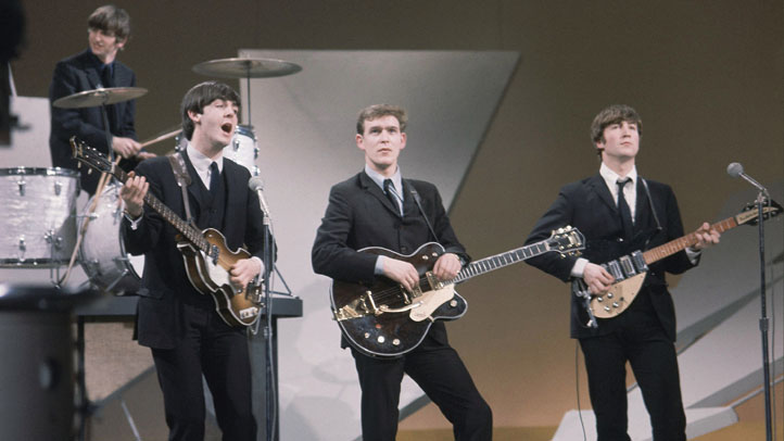 Beatles Televised U.S. Debut