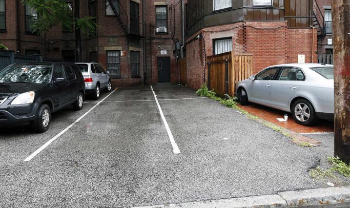 Expensive Parking Spots