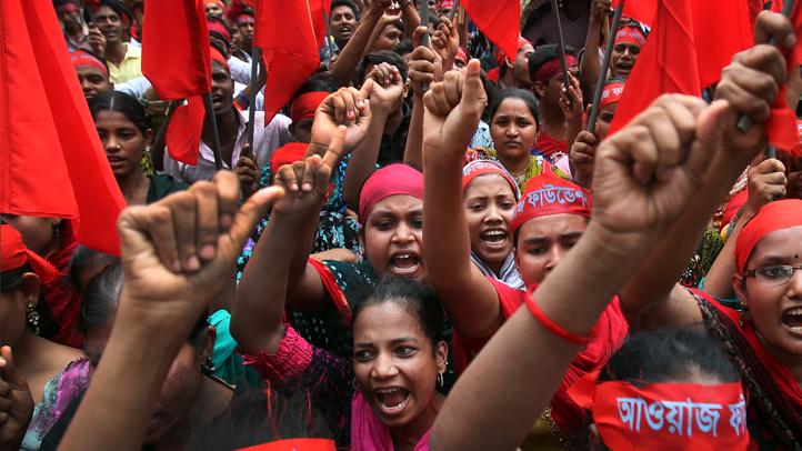 Bangladesh May Day