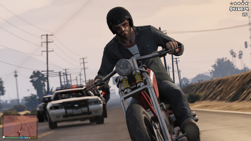 Game Review-Grand Theft Auto V