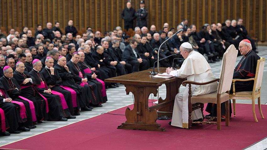 Vatican Pope's Cross