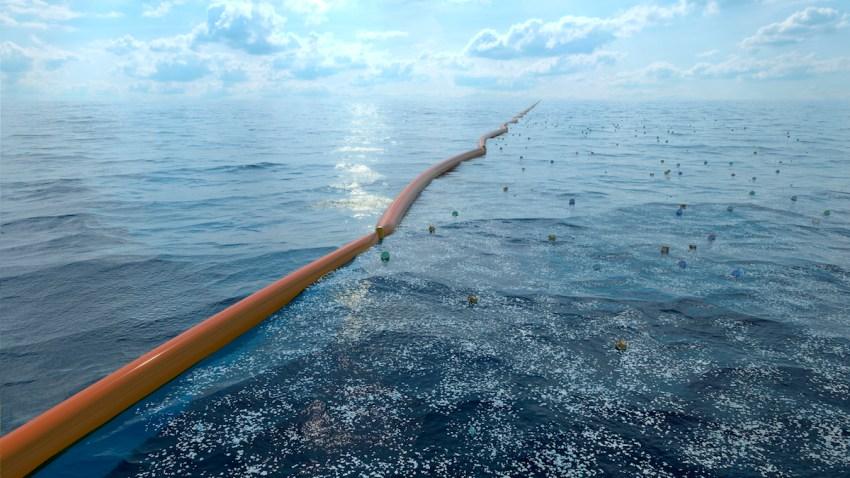 Mapping Ocean Garbage