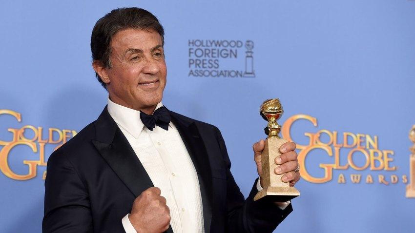 73rd Annual Golden Globe Awards - Press Room