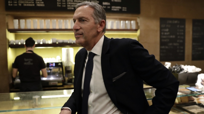 Italy Starbucks CEO Interview