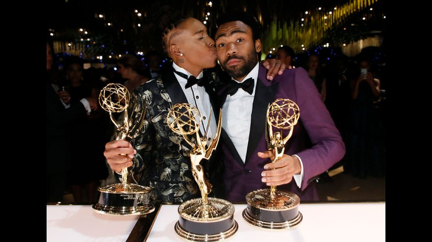 69th Primetime Emmy Awards - Governors Ball Winners Circle