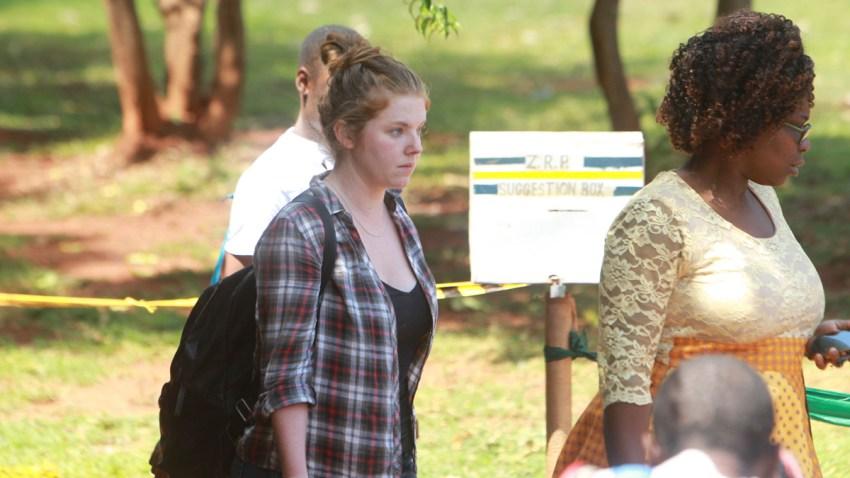 Zimbabwe American Arrested