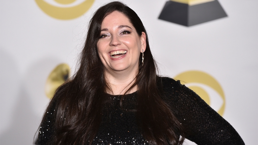 60th Annual Grammy Awards - Press Room