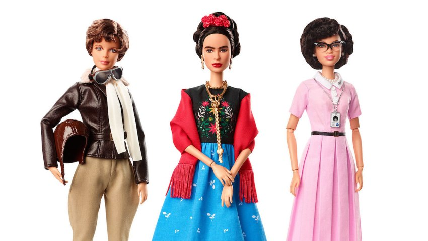 Lets do Women's Day-Barbie