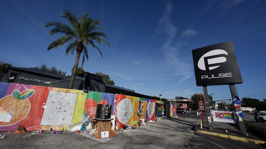 Nightclub Shooting Florida Memorial