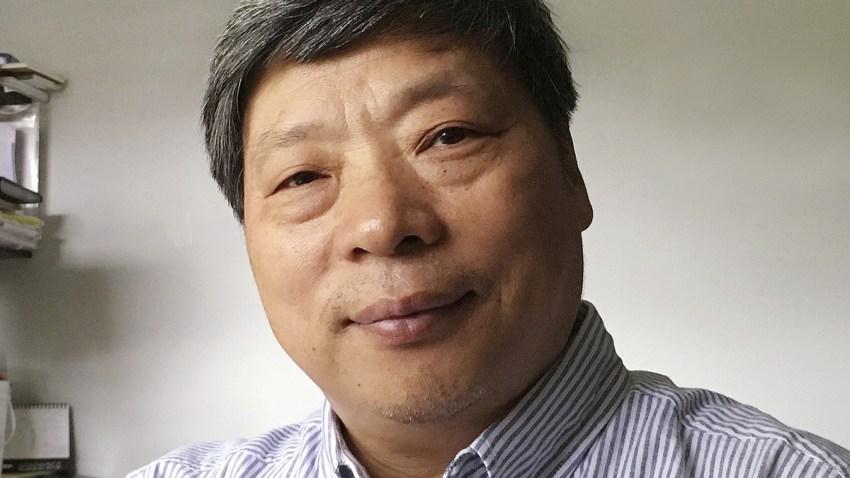 China Missing Photographer