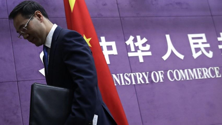 China Trade Economic Pressures