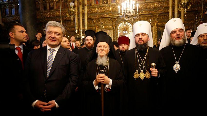 Turkey Ukraine Orthodox Church