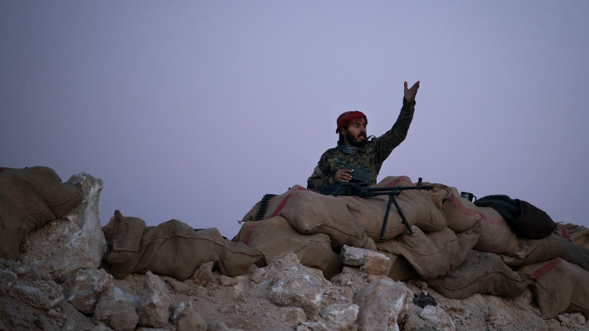 Iraq Islamic State Threat