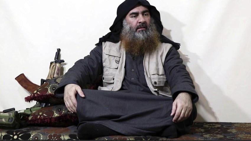 Islamic State Leader