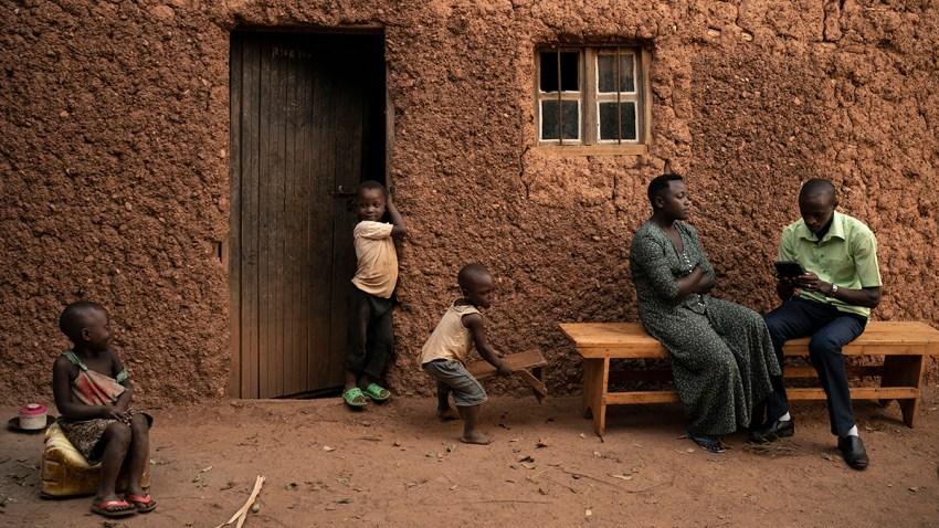 APTOPIX Rwanda Verbal Autopsies