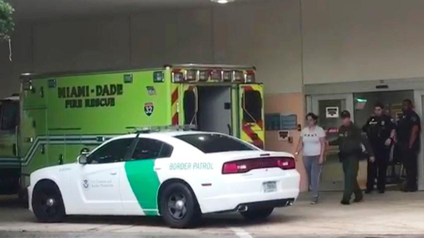 Border Patrol Hospitals