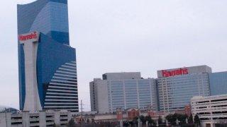 Harrah's Casino as seen in Atlantic City on Feb. 22, 2019