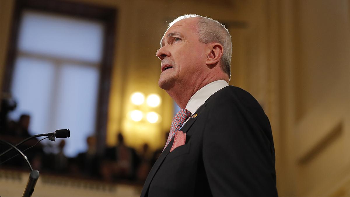 NJ Gov. Phil Murphy Announces He Has Tumor on Left Kidney