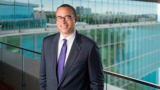 Jonathan Holloway was announced as Rutgers University's new leader on Jan. 21, 2020, making him the school's first black president. Holloway has been the provost at Northwestern University since 2017.
