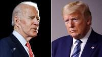 Fact Check: Trump Ad Features Edited, Out-of-Context Biden Photos