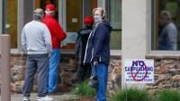 Pennsylvania Primary Underway Despite Unrest, Coronavirus Pandemic