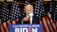Presidential Candidate Joe Biden Talks Protests, Unrest, Trump in Philly Speech
