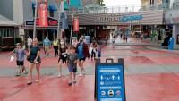 Universal Takes First Steps Reviving Orlando Theme Park Biz